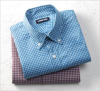 ボタンダウン・ドレスシャツ